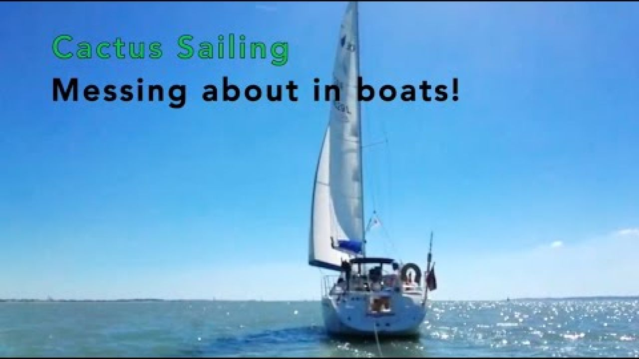 Cactus Sailing - Messing about in boats, lulworth cove & weymouth