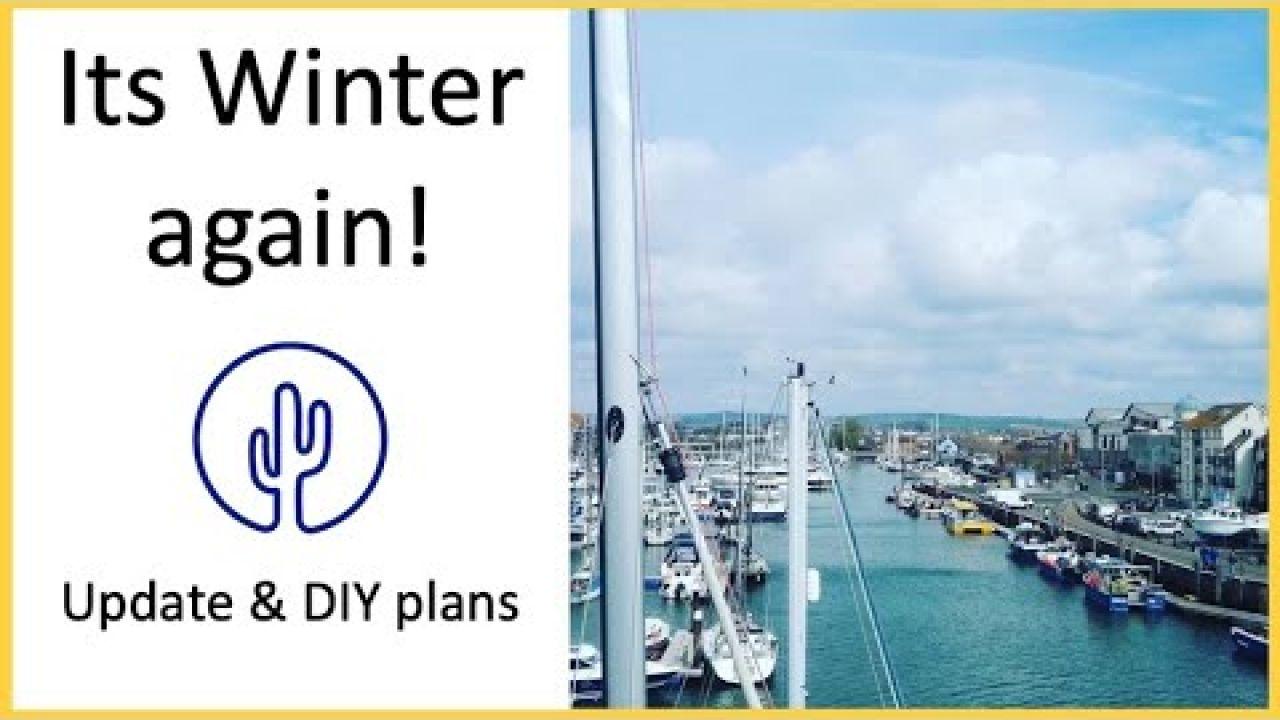 Sailing update & winter plans #27