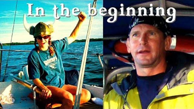 Sailing Beginnings | Mermaids, Mermen, Trajedy to Triumph | Sailing the World - SV Storm