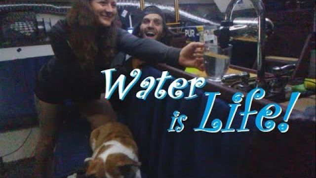 Fresh Life in Harmony's Old H2O Tank (Epic 16)