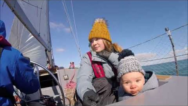 Family sailing the south coast of England Ep.3