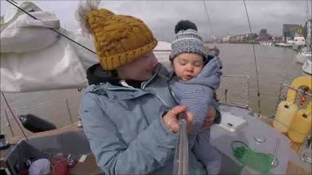 First sailing trip with a baby - Ep.2