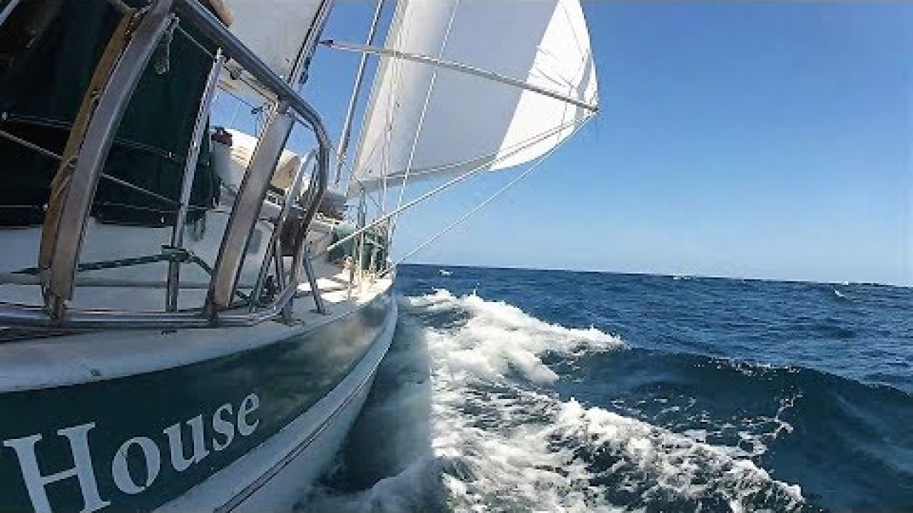 7 Valuable Sailing Tips For a Long Range Cruiser, vid 25, Patrick Childress Sailing