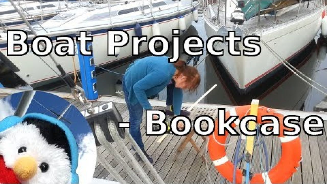 A bookcase for pilot guides and navigation - Ep. 71