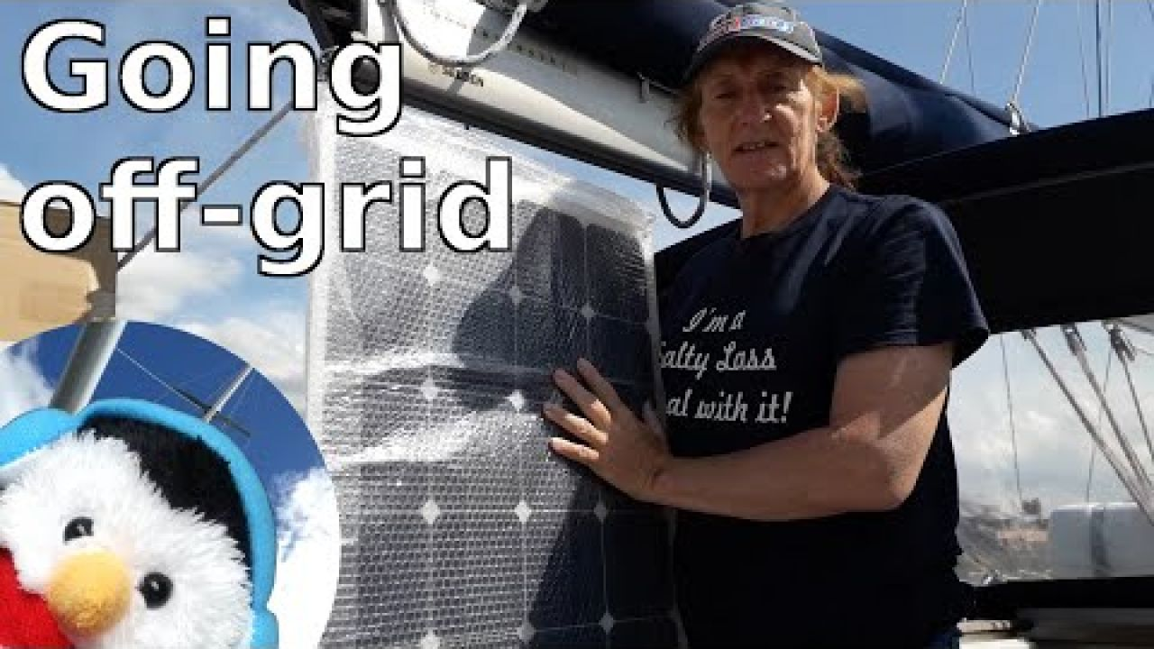 Preparing for off-grid living - Liverpool - Ep. 104