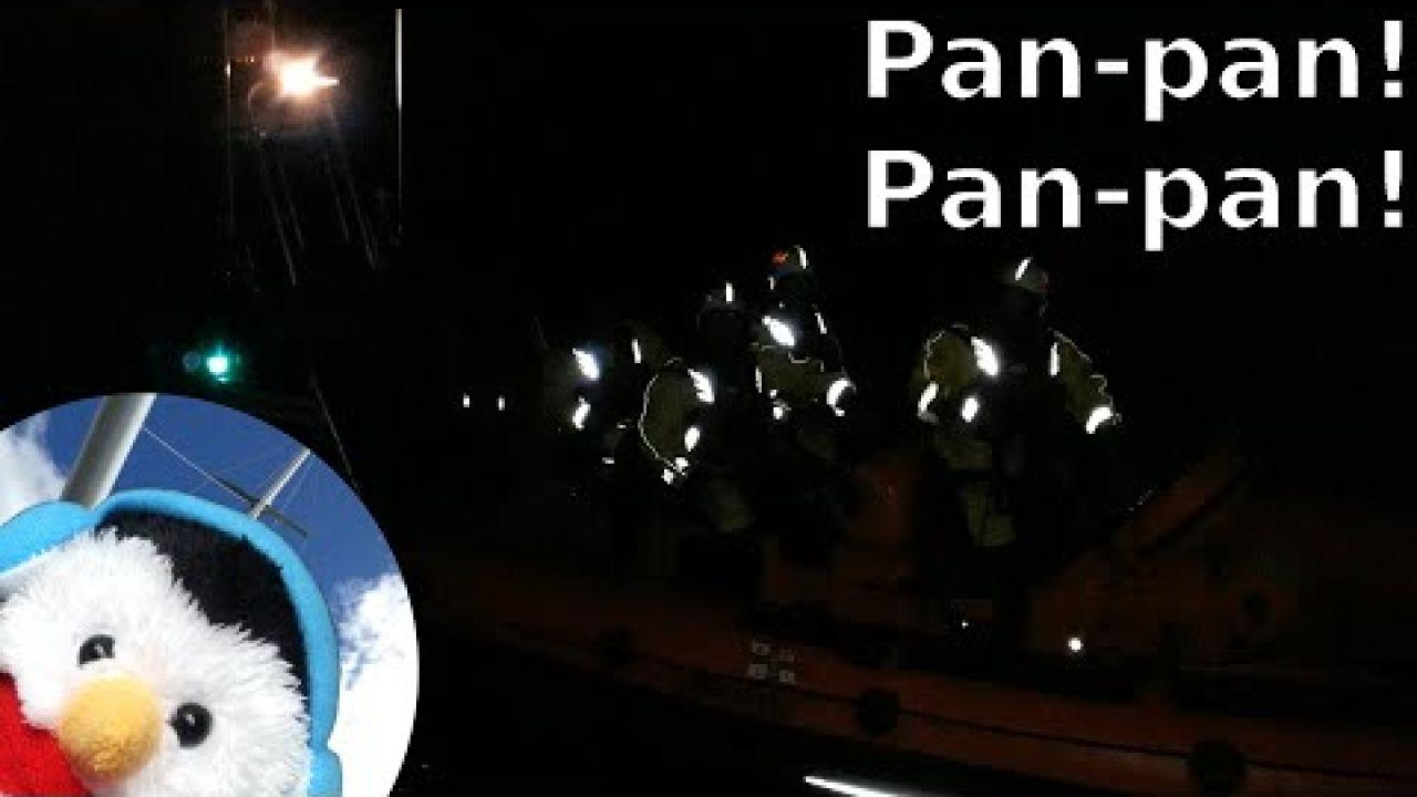 Pan-pan - Sailing Wales - Conwy to Beaumaris - Ep. 107