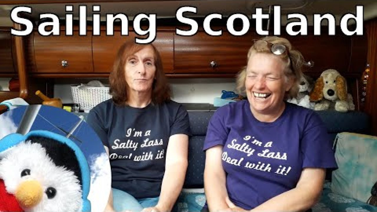 SYSL Extra - Our Scottish Cruise