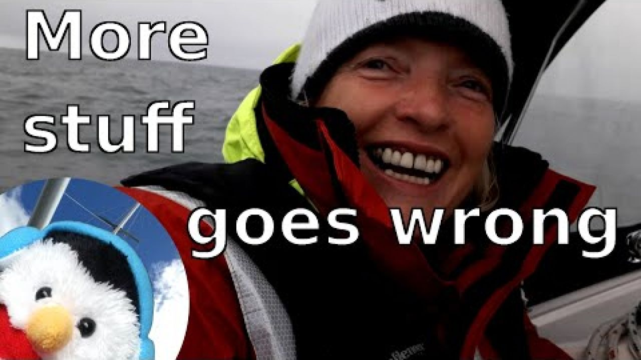 More Engine Problems - Sailing Wales - Ep. 108