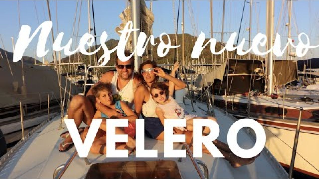 1ST WEEK. COMO CHOCAMOS NUESTRO VELERO / WE CRASHED OUR SAILBOAT