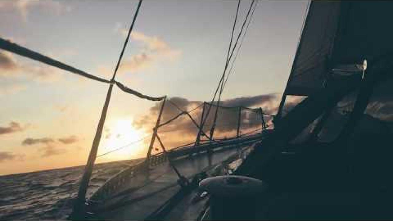 Plavba přes Atlantik a vzkaz v láhvi od Princezny z Azorských ostrovů