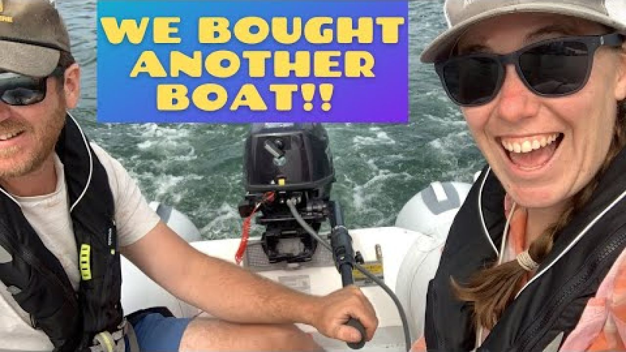 EP 25: We Bought Another Boat! Dinghy road trip to SoCal   Two the Horizon Sailing