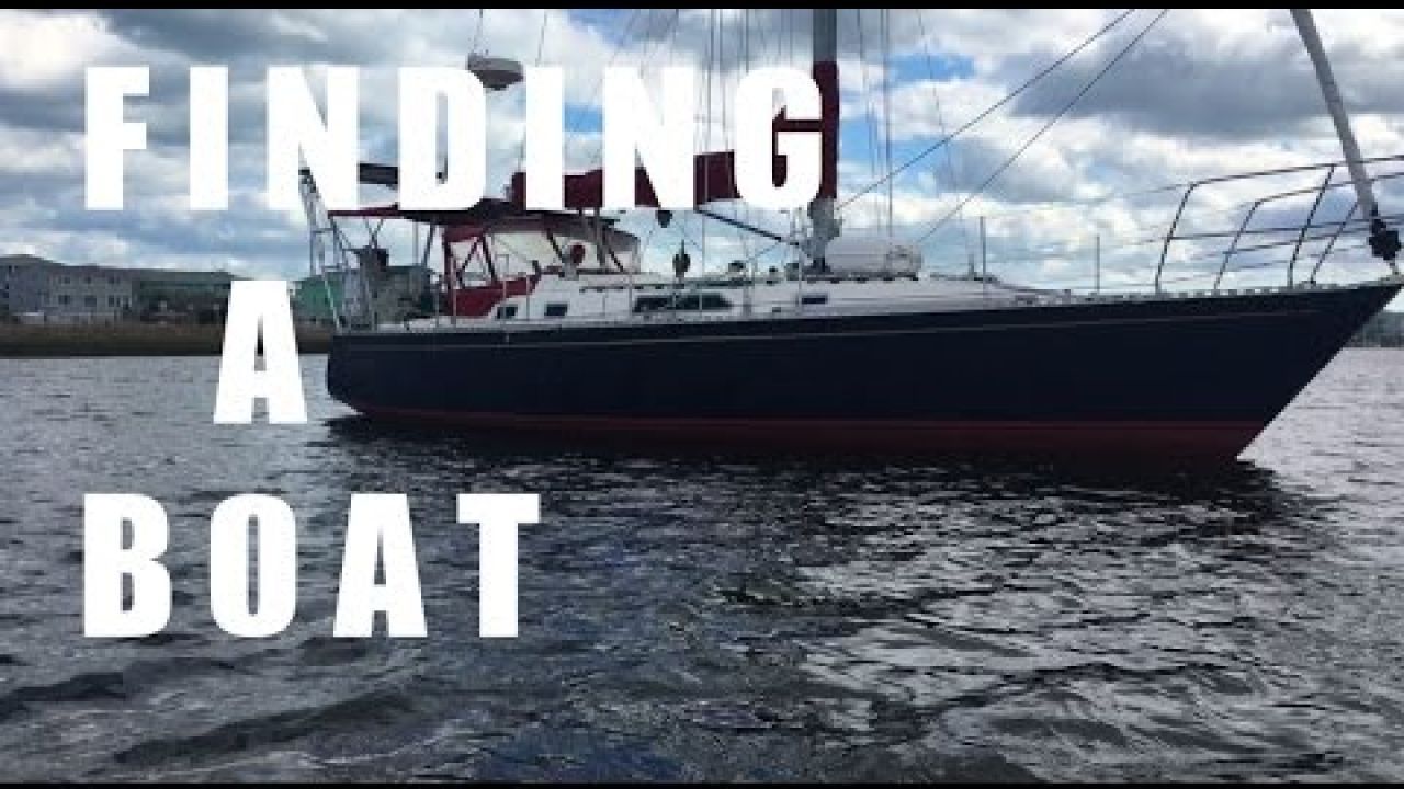 Ep 4: Finding a Boat: My Experience - Florida to Virginia - Lando Leaves Land
