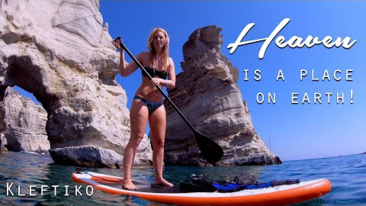 Kleftiko - The most beautiful place I've sailed to! - S3 E12 - Sail Mermaid