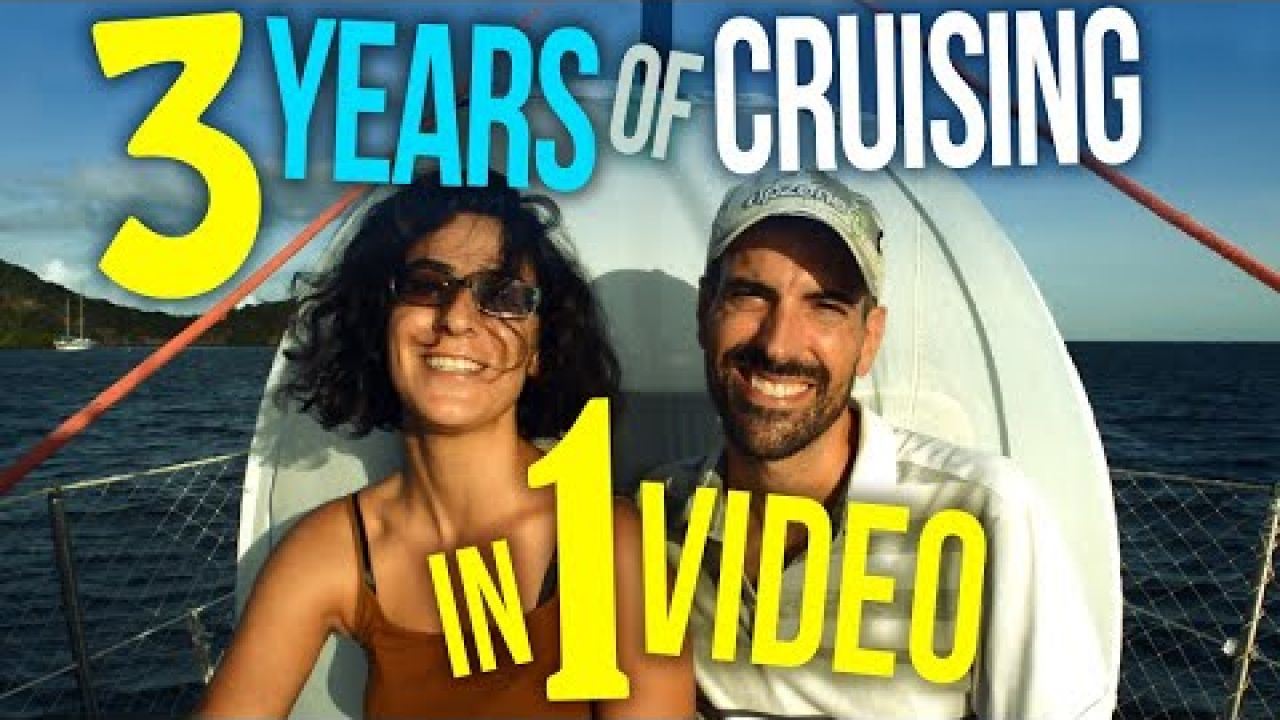 FULL 3 YEAR RECAP of our Liveaboard Sailing Channel: Best of SB Summary | Sailing Balachandra E078