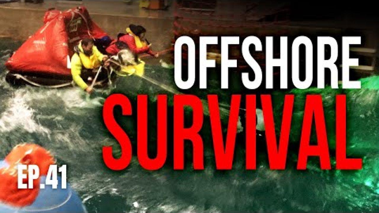 Offshore Survival | Sailing Balachandra S02E41