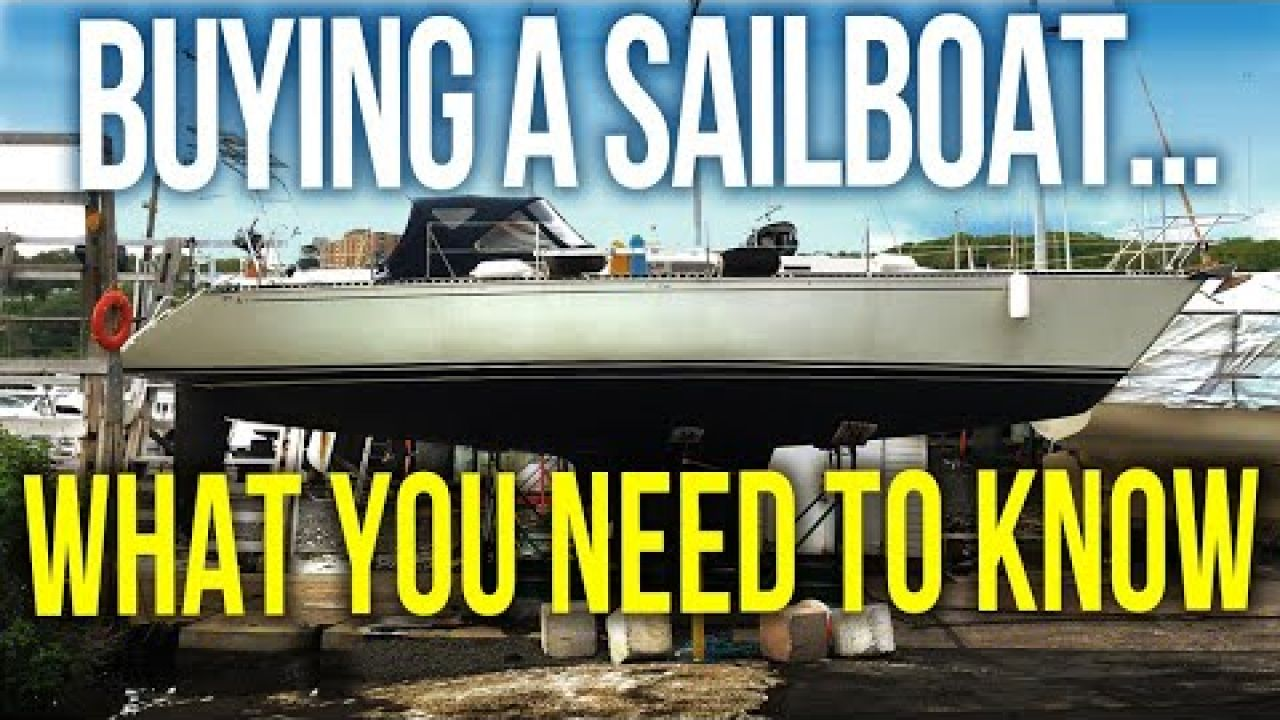 Buying a Liveaboard Cruising Sailboat - What you need to know! | Sailing Balachandra E074