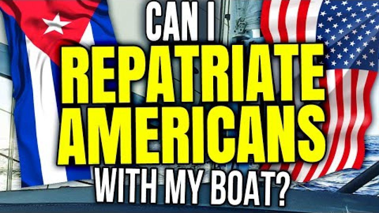 Repatriation of an American Citizen from Communist CUBA by Sailboat | Sailing Balachandra E108