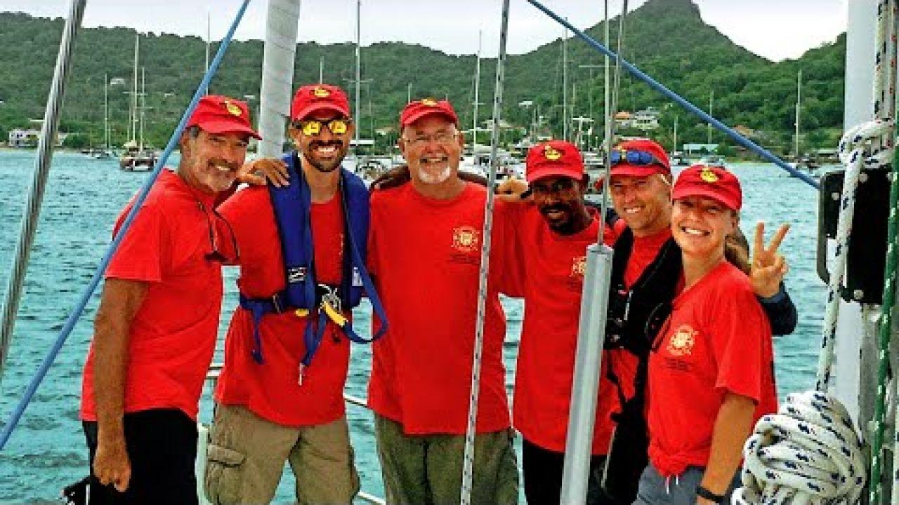 Sailing Channels go RACING! Carriacou Cruisers Regatta   Sailing Balachandra E073