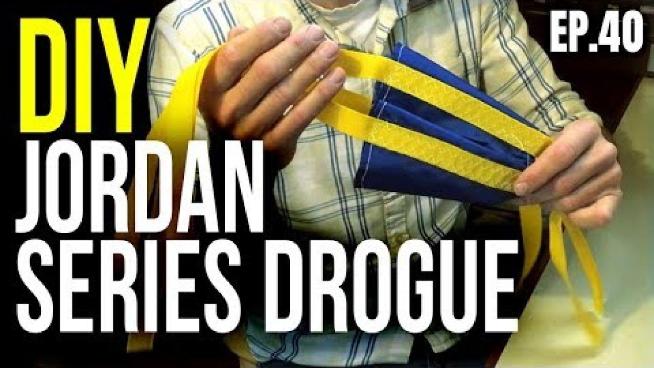 DIY Jordan Series Drogue | Sailng Balachandra S02E40