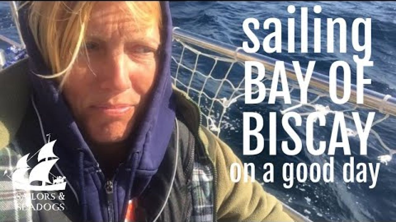 Sailing Bay of Biscay on a Good Day - Ep.15 Sailing Seefalke