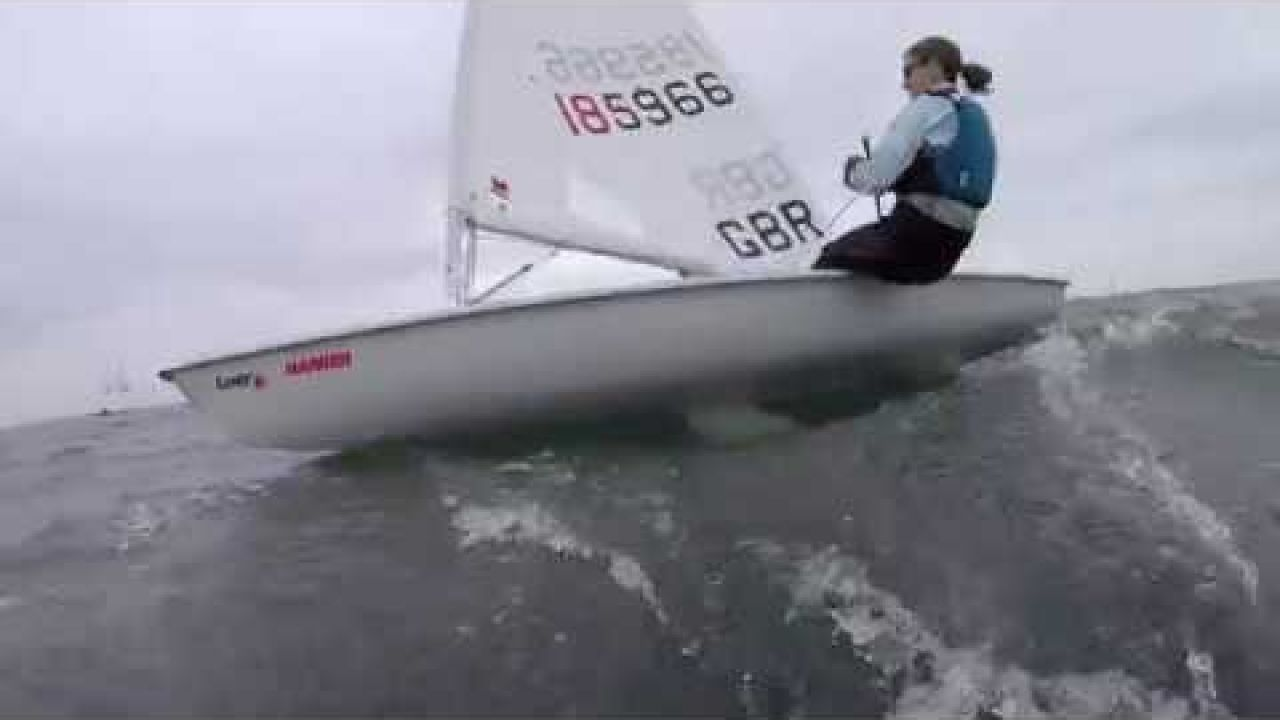 LASER SAILING - Whitstable Yacht Club
