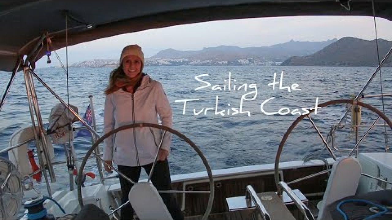 IT'S TIME TO LEAVE! Kawai's last sail | Sailing Turkey | Sailing the Mediterranean | Sailing Kawai