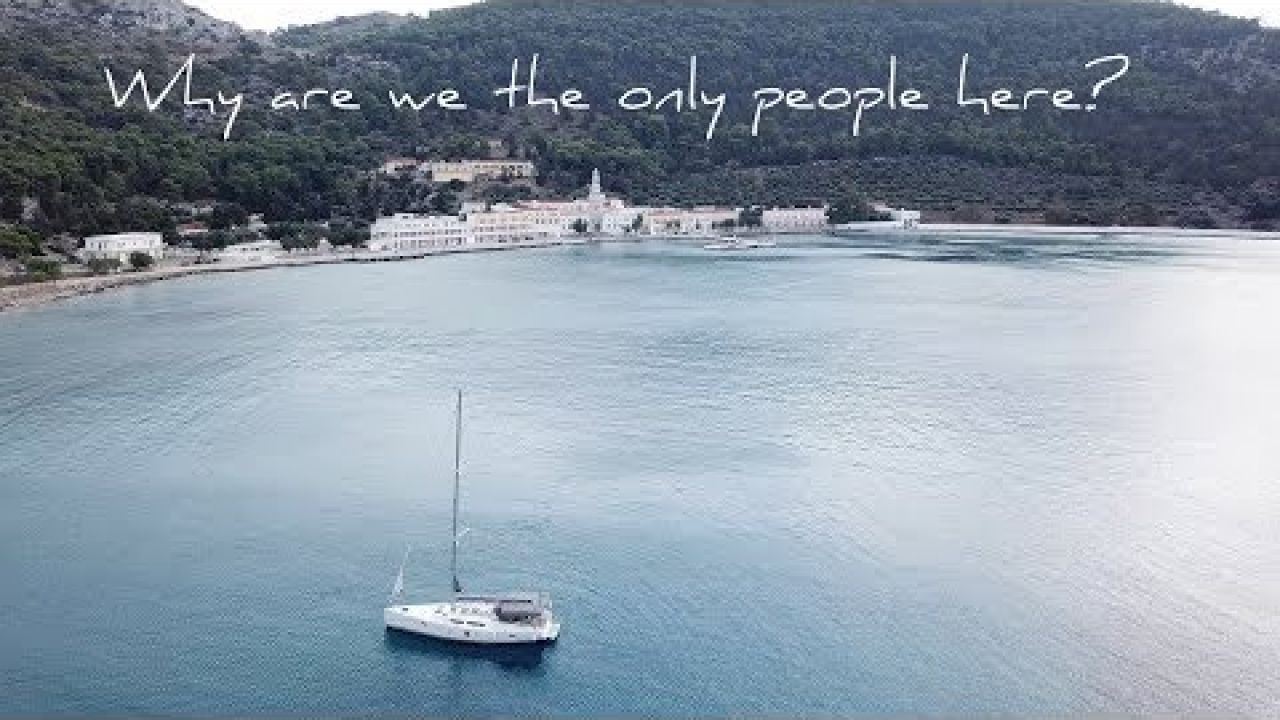 5. Sailing the Greek Islands | Sailing Rhodes to Symi | Sailing around the world