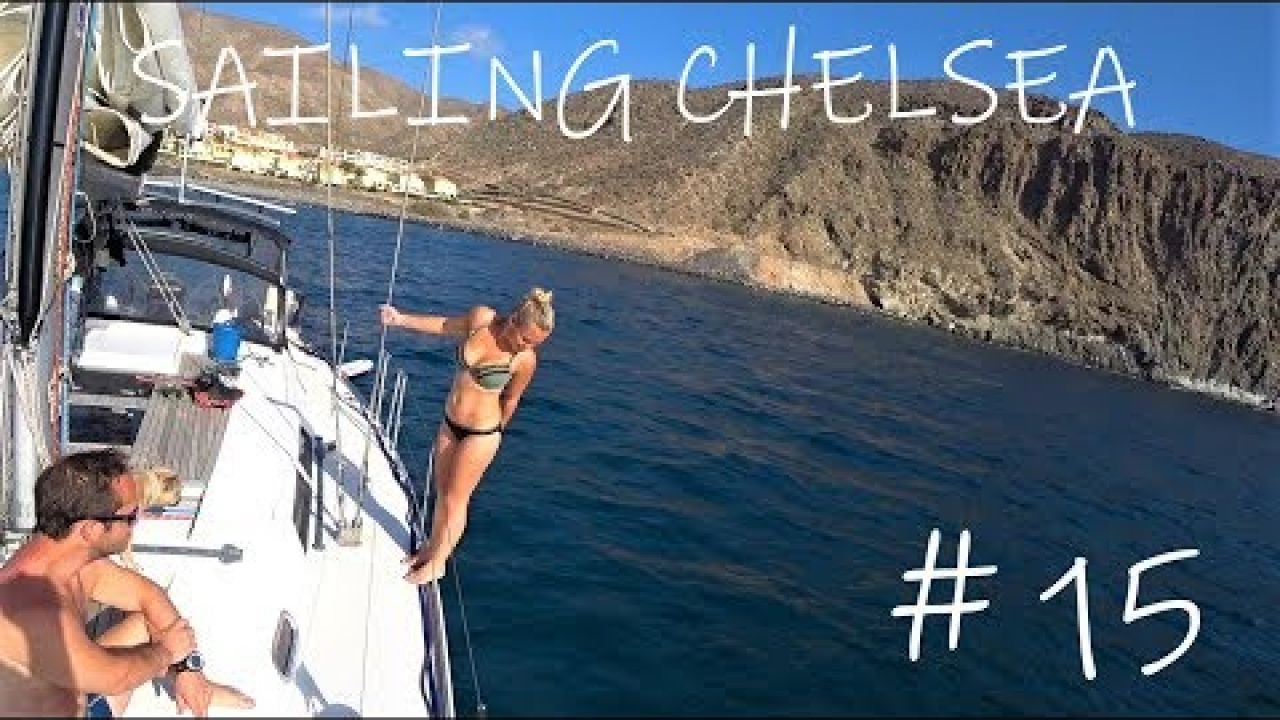 Episode 15 - Sailing Chelsea - Faye shows off her diving skills!