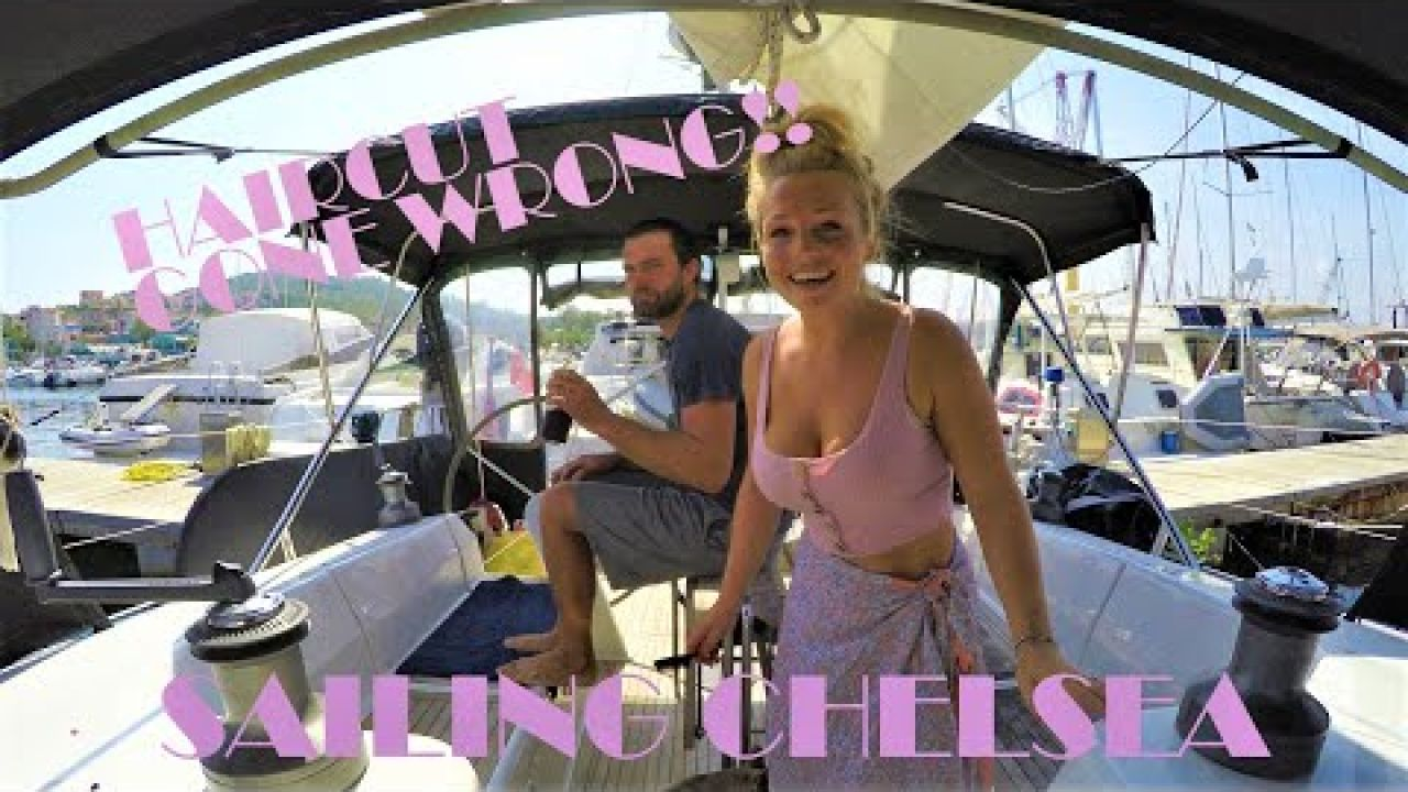 Ep 36 - Sailing Chelsea - More Storms, More Damage
