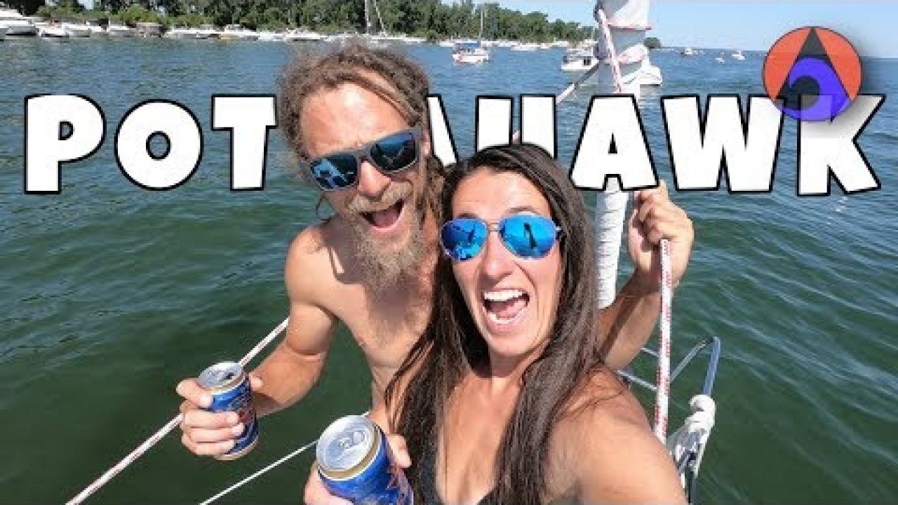 Pottahawk 2019 Boat Party [Wildly Intrepid Sailing Special Episode]