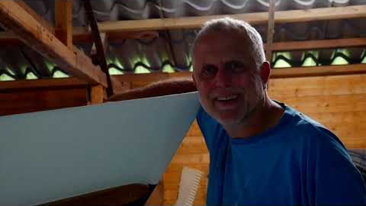 Underlay, Underlay; Building A Cruising Sailboat - SV Tapatya EP191