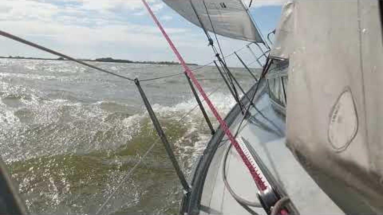"""Sailing """"Wibologie"""" Wibo 930 5bft"""