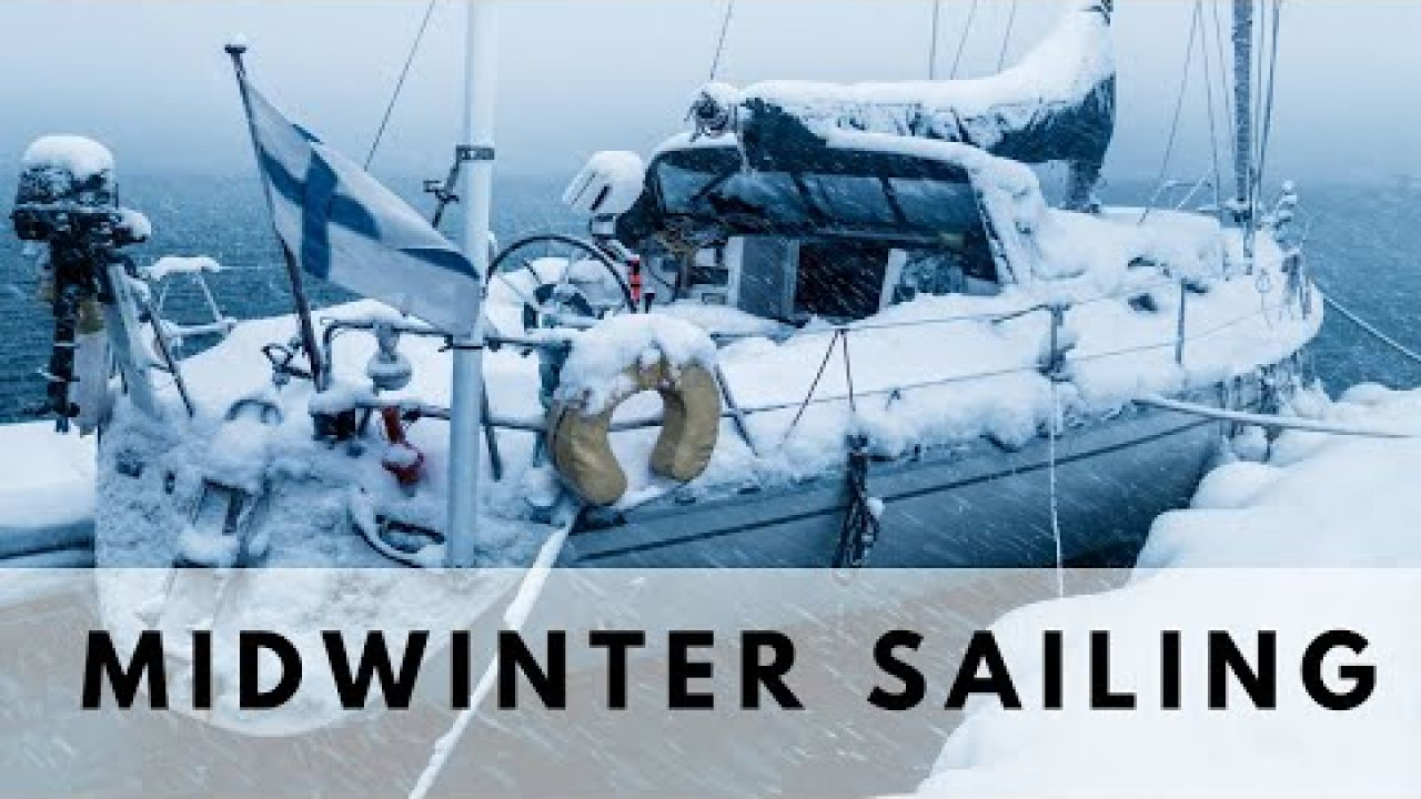 REAL winter sailing with orcas and humpback whales - Norway, far north