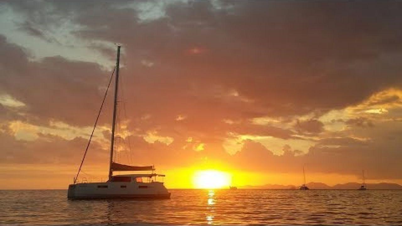 2017 Sailing the Andaman Sea