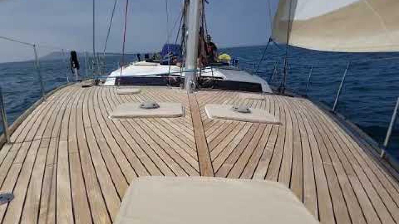 sailing Mango