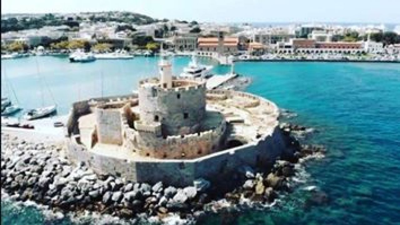 The island of Rhodes is ready to welcome... - Aegean Yachting Festival