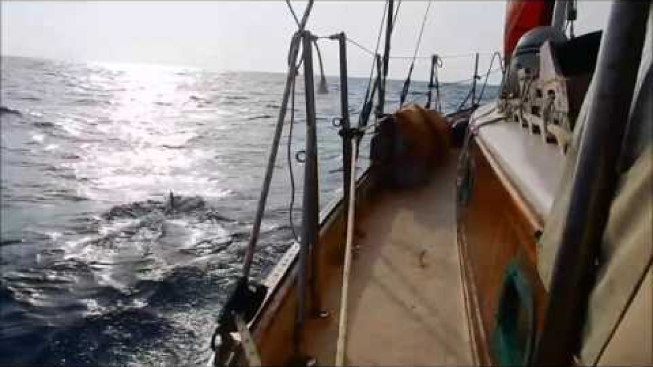 svMistress Sailing to Santa Marta Colombia Ep.#3