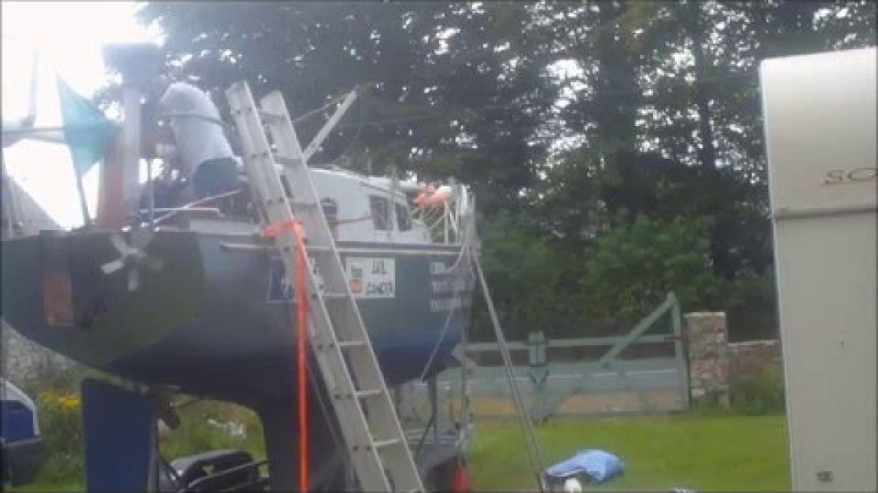 HOME, Single handed Sailing around Ireland