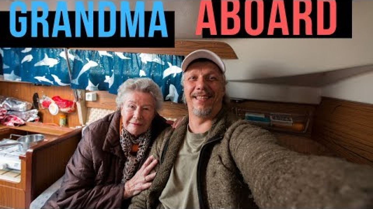 Introducing grandma to the boat and some more brainstorming. ep.9