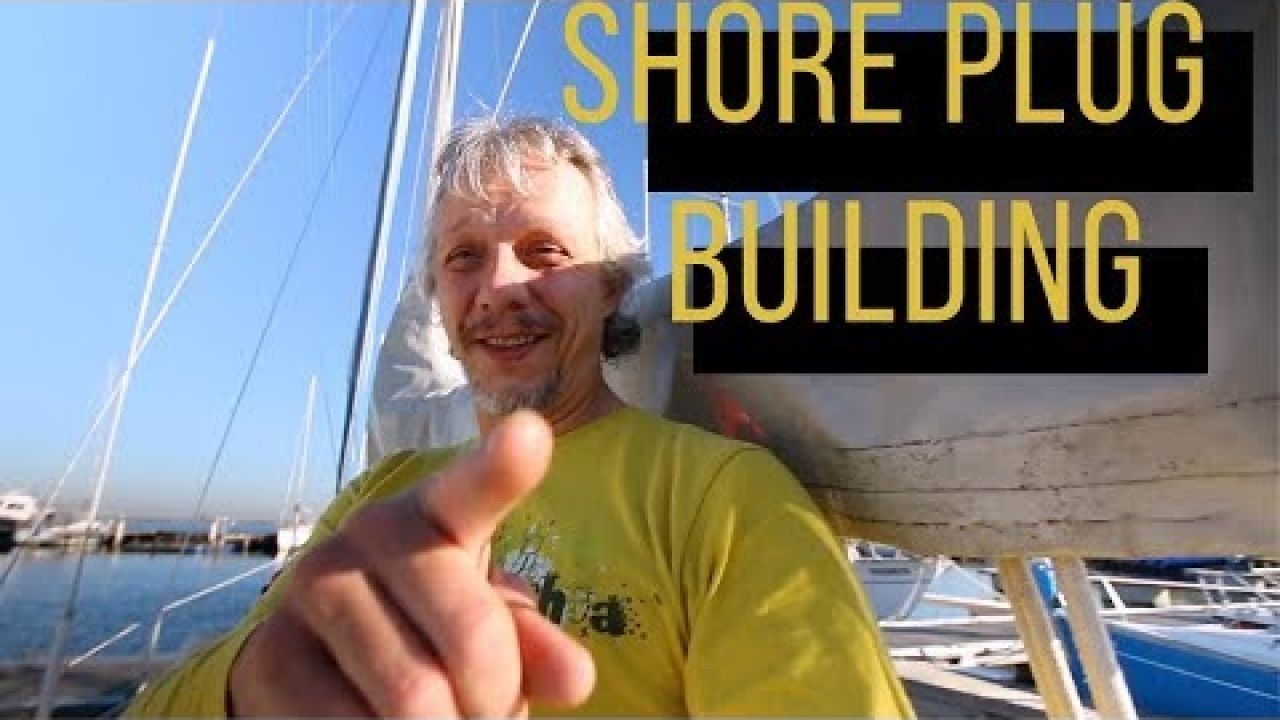 ⛵ Third solo sailday and building a shore cable ep.3