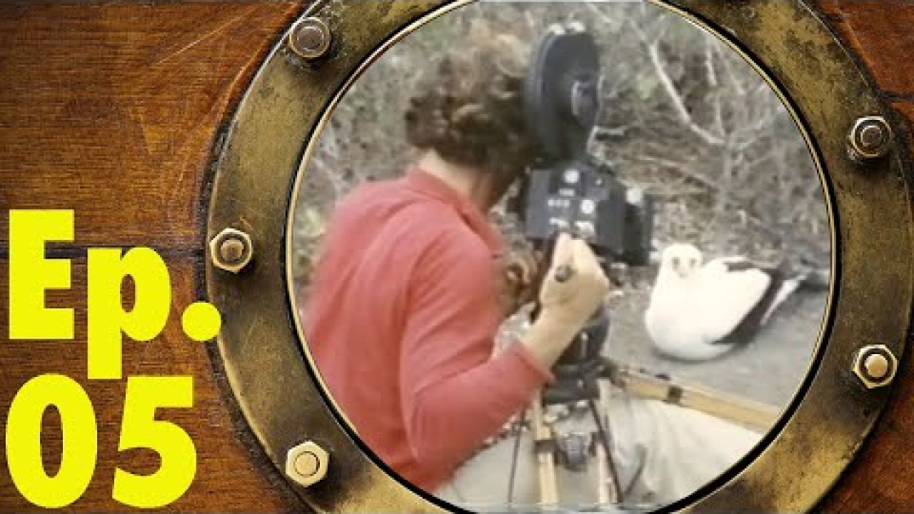 A Sailing Adventure from 1977, The Family That Dared. EP05 of 12