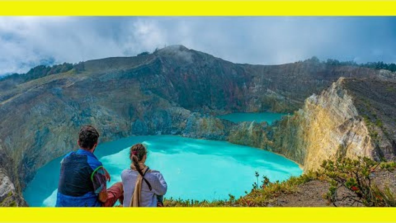 3 lakes of Kelimutu + Positive Covid test (Sailing Learning By Doing Ep123)
