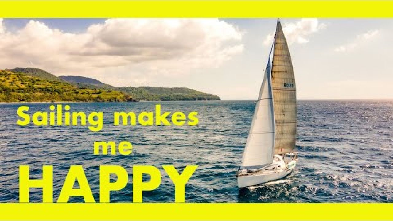 Sailing makes me happy! (Sailing Learning By Doing Ep131)
