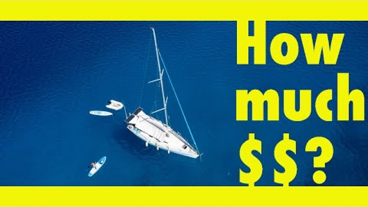 How much does sailing Indonesia cost? (Learning By Doing Ep145)