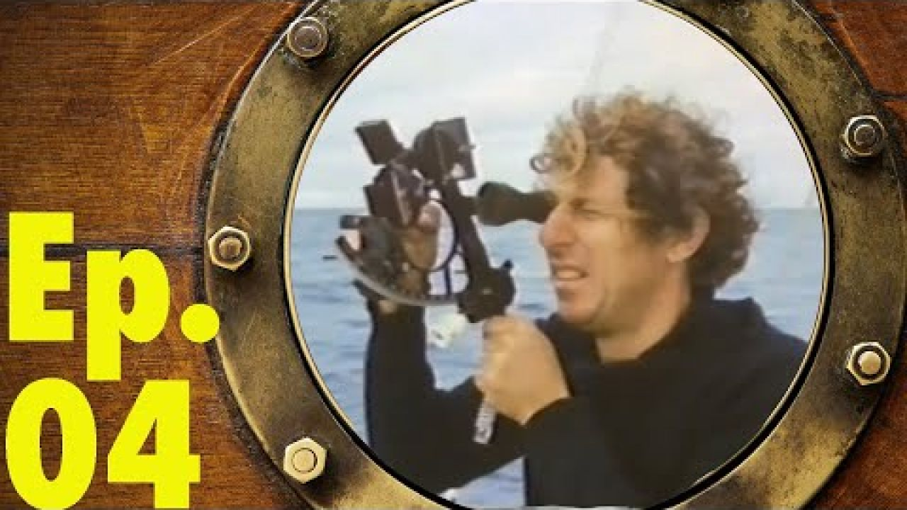 A Sailing Adventure from 1977, The Family That Dared. EP04 of 12