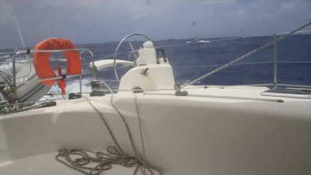 Solo Atlantik Okyanusu Geçişi 3. gün 8 Haziran 2013 Cumartesi 1