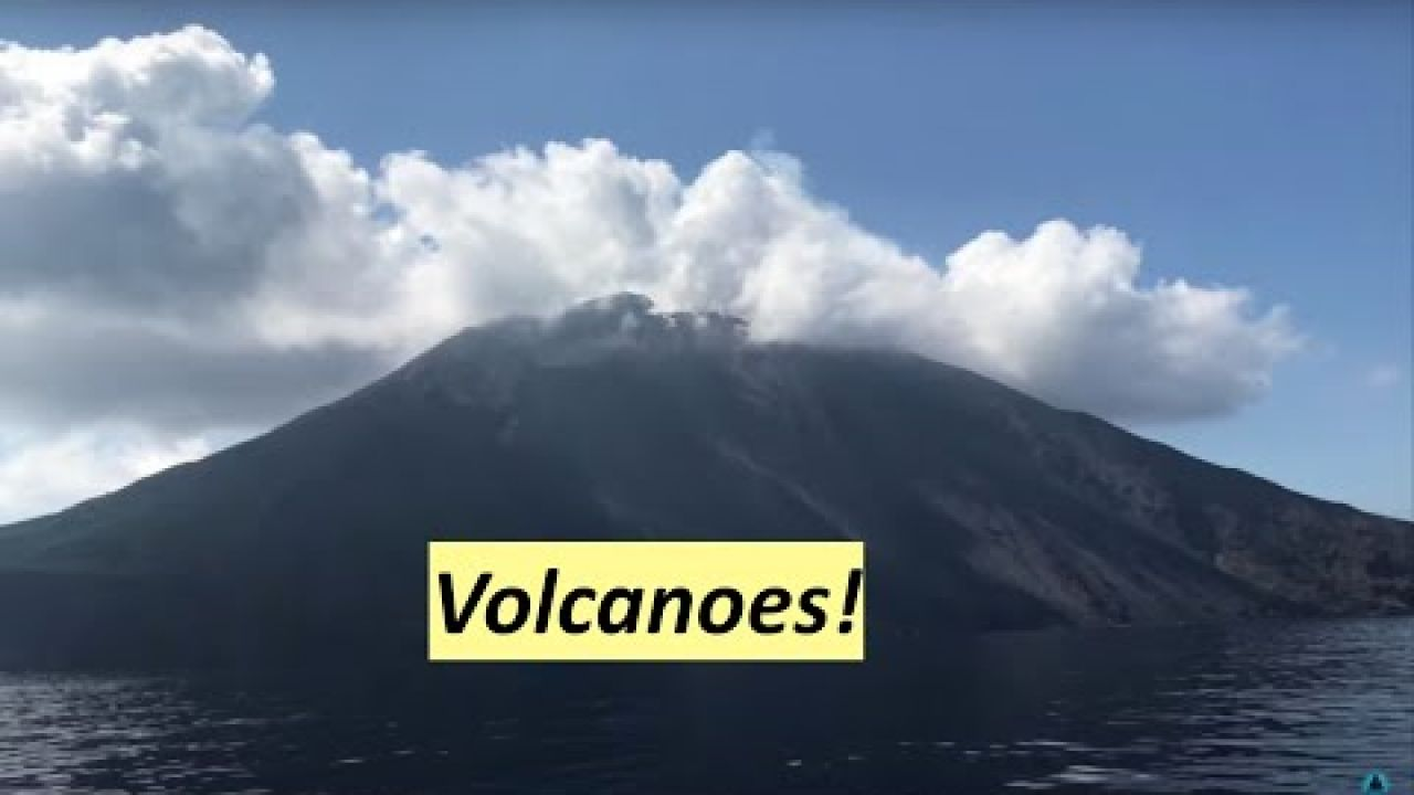 OTB 061 Volcanoes! We continue our journey but go back To Stromboli. Unfinished business!
