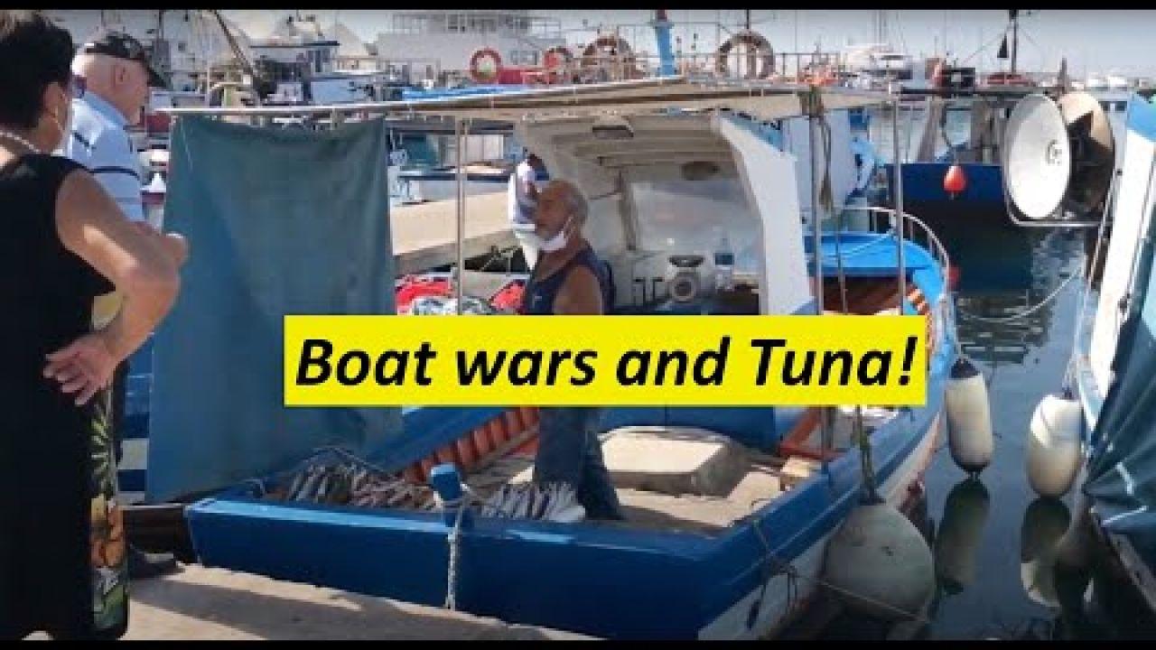 Boat wars and Tuna! OTB 067 The biggest sea battle you never heard of.