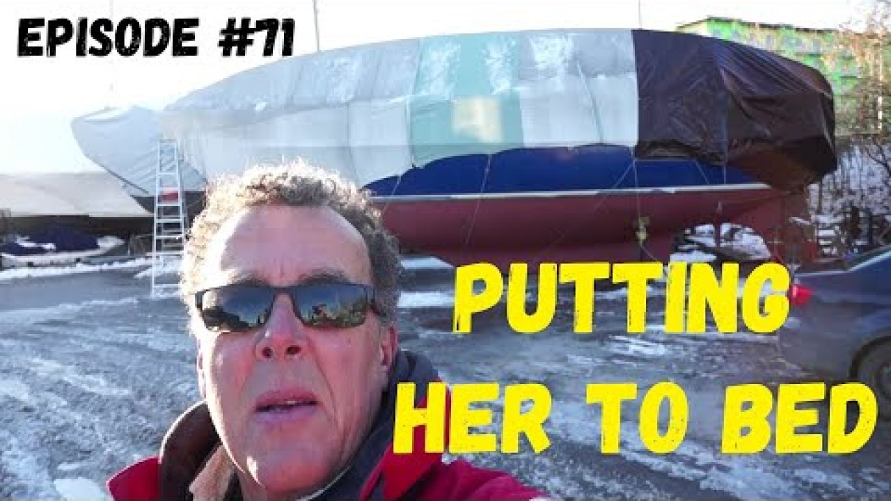 Putting Her to Bed, Wind over Water, Episode #71