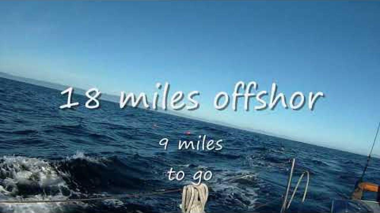 SV Serenity - Cruise to Farallon Islands